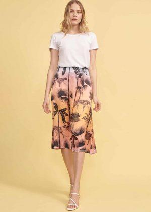 28. Midi Skirt