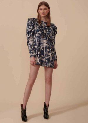 Vestido Isa Corto__Short Isa Dress